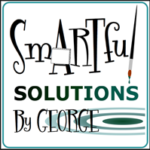 SmARTful Solutions By George logo