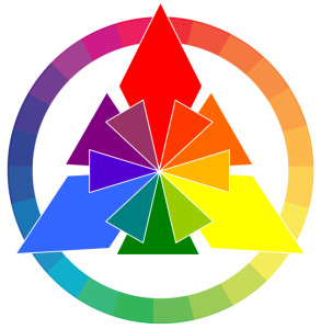 Color Wheel by Eilee